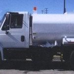 Custom 2,000 Gallon Water Truck